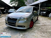 2010 NAZA CITRA 2.0 GLS SUNROOF 1 OWNER LEATHER SEAT ORIGINAL PAINT RUNNING WELL CONDITION