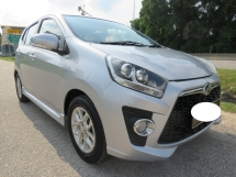 2016 PERODUA AXIA 1.0 AV (A) One Owner Accident Free Nice Car Tip Top Condition