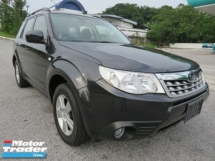 2014 SUBARU FORESTER 2.0 L (A) One Owner Gred A++