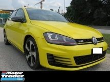 2014 VOLKSWAGEN GOLF 2.0 (A) GTI TSI Stage 2 Gred A++
