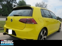 2014 VOLKSWAGEN GOLF 2.0 (A) GTI TSI Stage 2 Gred A++ 100% Free Accident High Loan One Owner Tip Top Condition