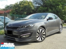 2012 KIA OPTIMA K5 2.0 K5 PaddleShift Panoramic Keyless ReverseCamera LikeNEW