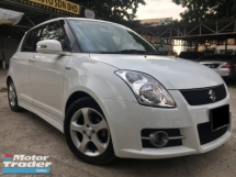 2011 SUZUKI SWIFT 1.5L AUTO 2011