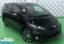 2014 TOYOTA ESTIMA 2014 TOYOTA ESTIMA 2.4 AERAS BARRY EDITION JAPAN SPEC UNREG CAR SELLING PRICE RM 153000.00