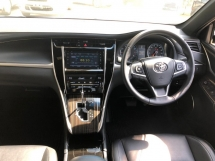 2015 TOYOTA HARRIER 2.0 PREM ELEGANCE ACTUAL YEAR MAKE 2015 NO HIDDEN CHARGES