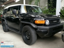 2014 TOYOTA FJ CRUISER OFF ROAD (A TRAC) 4.0 UNREG