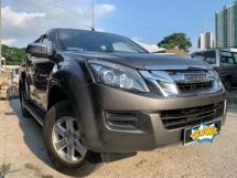 2014 ISUZU D-MAX 2.5L 2WD Drive Facelift