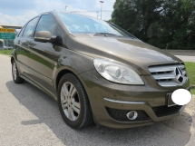 2009 MERCEDES-BENZ B-CLASS B170 (A) AVANTGARDE One VVip Owner Accident Free Tip Top Condition