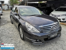 2011 NISSAN TEANA 2.0L LUXURY PUSH START 200 XE