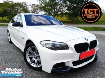 2010 BMW 5 SERIES 523I F10 2.5 (A) M SPORT BODY KIT I DRIVE FULL LEATHER SEAT PUSH START MEMORY SEAT