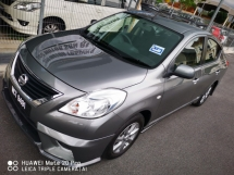 2013 NISSAN ALMERA 1.5 VL (A) - Nismo Bodykit / True Year Made