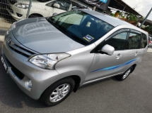 2012 TOYOTA AVANZA 1.5 (A) - New Facelift / True Year Made