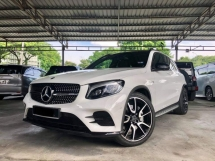 2018 MERCEDES-BENZ GLC 43 AMG TOP TRIM ONLY ONE