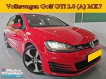 2014 VOLKSWAGEN GOLF GTI 2.0 (A) MK7 Free 1 Year Warranty Hatchback