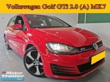2014 VOLKSWAGEN GOLF GTI 2.0 (A) MK7 Free 1 Year Warranty Hatchback
