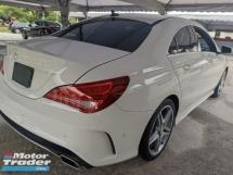2013 MERCEDES-BENZ CLA CLA250 2.0 AMG JPN SPEC UNREG