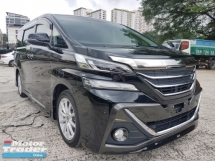 2015 TOYOTA VELLFIRE 2.5ZA (UNREG) FULL MODELISTA WITH 2 MONITOR