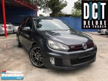 2014 VOLKSWAGEN GOLF GTI 2.0 SE MK6 FACELIFE SUNROOF LEATHER SEAT LOW MILES