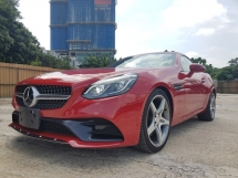 2016 MERCEDES-BENZ SL-CLASS SLC180 SLK200 SLK250 1.6L TURBO (UNREG) AMG PACKAGE