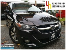 2010 HONDA STREAM 2010/2014 HONDA STREAM 1.8 I-VTEC RSZ FACELIFT (A) 1 LADY OWNER KEYLESS PADDLESHIFT FULL BODYKIT