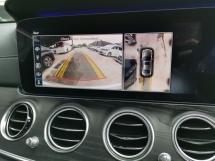 2018 MERCEDES-BENZ E-CLASS E250 AMG SURROUND CAM HUD POWERBOOT SILVER UNREG