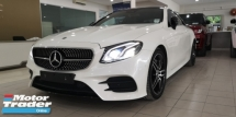 2017 MERCEDES-BENZ E-CLASS E300 AMG LINE 2.0 / READY STOCK NO NEED WAIT