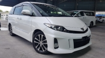 2015 TOYOTA ESTIMA 2015 Toyota Estima 2.4 Aeras Premium 2 Power Door Electric Seat 7 Seater Unregister for sale