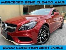 2015 MERCEDES-BENZ CLS-CLASS CLS 400 AMG 3.0 V6