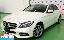 2014 MERCEDES-BENZ C-CLASS 2014 MERCEDES C200 2.0 SE SPEC ORIGINAL FROM JAPAN UNREG CAR SELLING PRICE ( RM 165,000.00 NEGO )