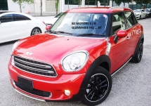 2014 MINI Countryman 2014 MINI COUNTRYMAN 1.6A JAPAN SPEC UNREG SELLING PRICE ( RM 108,000.00 NEGO ) BLACK COLOR