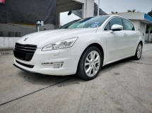 2015 PEUGEOT 508 ALLURE 1.6 TURBO PREMIUM (A) KEYLESS