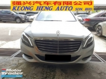 2014 MERCEDES-BENZ S-CLASS S400L Hybrid 3.5 (CKD Local Spec)