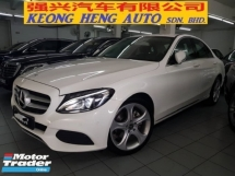 2017 MERCEDES-BENZ C-CLASS C200 BLUE EFFICIENCY AVANTGARDE Done 36k km