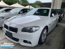 2014 BMW 5 SERIES 520I M-SPORT FACELIFT