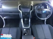 2019 ISUZU D-MAX 2.5L 4X4 DOUBLE CAB - Auto Standard FREE Original Fog Light