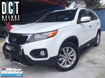 2014 KIA SORENTO XM R 2.4 AUTO FACELIFT 6 SPEED LIMITED SPEC FULL SPEC KEYLESS