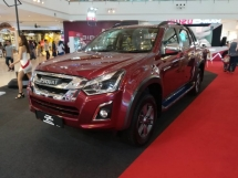 2019 ISUZU D-MAX 2.5L 4X4 DOUBLE CAB - Z-Prestige Premium with VLid Cover at the Back