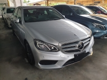 2014 MERCEDES-BENZ E-CLASS E250 CGI 2.0 AMG JAPAN SPEC LOCAL AP UNREG