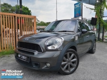 2011 MINI Countryman 1.6 Cooper S UK SPEC SUNROOF LEATHER SEAT