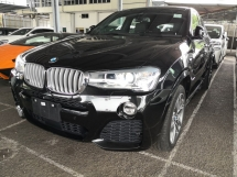 2016 BMW X4 2.0 XDrive 28i M SPORT JAPAN UNREG