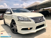 2015 NISSAN SYLPHY 2.0 (A) LUXURY FULL SPEC FULL IMPUL BODYKIT