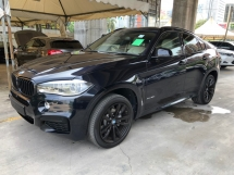 2015 BMW X6 M Sport 40d 3.0 Twin Turbocharged Digital Meter Head Up Display 360 Surround Camera Intelligent LED