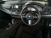 2014 BMW 5 SERIES 520i M SPORT JAPAN UNREG