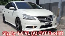 2015 NISSAN SYLPHY Impul 1.8 VL (A) Xtronic CVT Facelift (CBU) Import New Car Ori 59k Km Confirm Never Accident Really Like New Car Condition Worth Buy