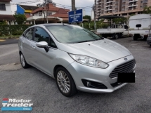 2013 FORD FIESTA 1.5 A TITANIUM VERY GOOD CONDITION