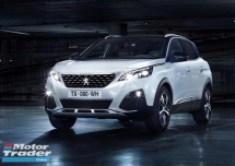 2019 PEUGEOT 3008 SUV CAR OF THE YEAR