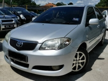 2007 TOYOTA VIOS 1.5G (AT) VERY NICE LEATHER SEATS CCRIS CTOS BLACKLIST PTPTN CREDIT LOAN TIP TOP VEHICLE !!!!!!!