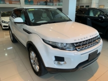 2014 LAND ROVER EVOQUE 2.0T (2918)
