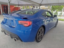 2014 SUBARU BRZ 2.0L #NFL#JAPAN SPORT PACKAGE UNREG