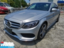 2014 MERCEDES-BENZ C-CLASS 180 AMG 1.6 Unregister 1 YEAR WARRANTY